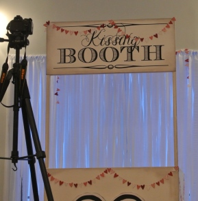 custom photo booth